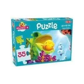 Puzzle MiniMini 35 Śpiąca rybka