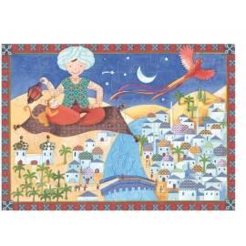 Puzzle w pudełku - Ali Baba