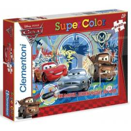 Puzzle 2x20 Auta 2