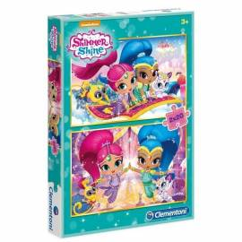 Puzzle 2x20 EL. SL Shimmer and Shine