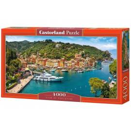 Puzzle 4000 View of Portofino CASTOR