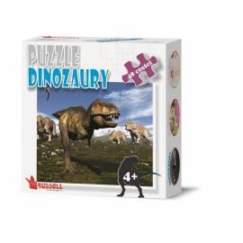 Puzzle 48 - Dinozaury RUSSEL