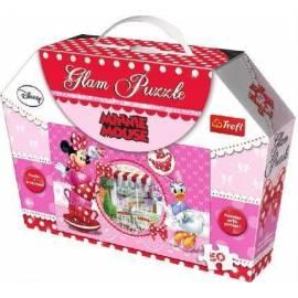 Glam Puzzle - Minnie Mouse TREFL