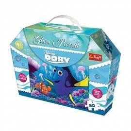 Glam Puzzle - Dory wśród meduz TREFL