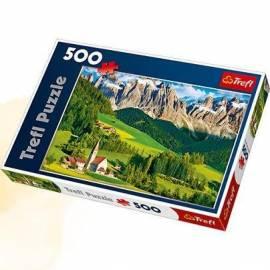 Puzzle 500 Dolomity, Włochy TREFL