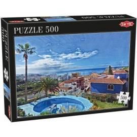 Puzzle 500 Blue Sky