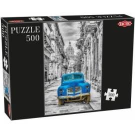 Puzzle 500 Cars