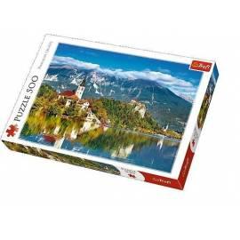 Puzzle 500 Bled, Słowenia TREFL
