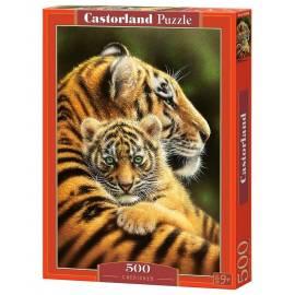 Puzzle 500 Cherished CASTOR