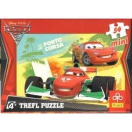 Puzzle 54 mini Auta Porto Corsa TREFL