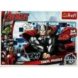 Puzzle 54 mini Drużyna Avengers 1 TREFL