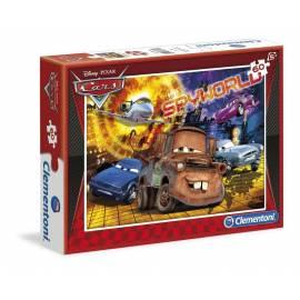 Puzzle 60 Auta