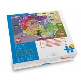 Puzzle - Polska Dla Dzieci