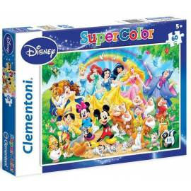 Puzzle 60 Disney Family