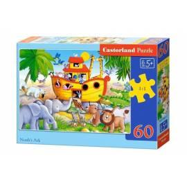 Puzzle 60 Arka Noego CASTOR