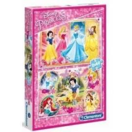 Puzzle 2x60 Princess