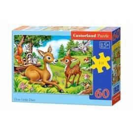 Puzzle 60 Dear Little Deer CASTOR
