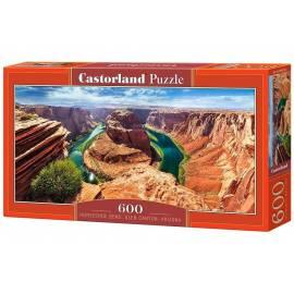 Puzzle 600 Horseshoe Bend Glen Canyon CASTOR