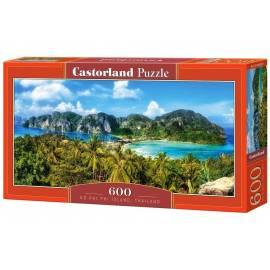 Puzzle 600 Ko Phi Phi Island Thailand CASTOR