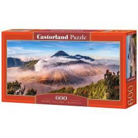 Puzzle 600 Bromo Volcano, Indonesia CASTOR