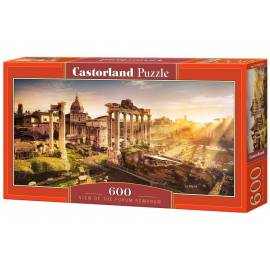 Puzzle 600 Bitwa na morzu CASTOR