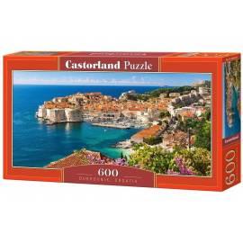 Puzzle 600 Dubrovnik, Croatia CASTOR