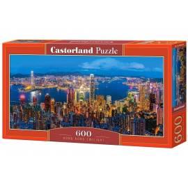 Puzzle 600 Hongkong Twilight CASTOR