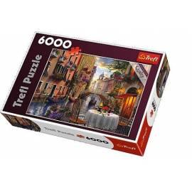 Puzzle 6000 Romantyczna kolacja TREFL
