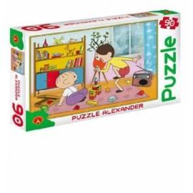 Puzzle 90 - Bolek i Lolek. Taniec ALEX
