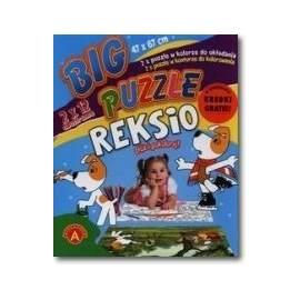Big puzzle Reksio 2x12