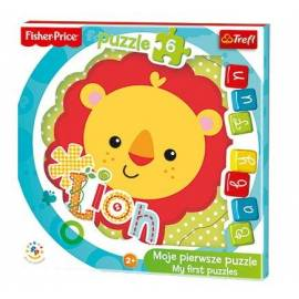 Baby Fun - Lwiątko Fisher-Price TREFL