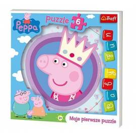Baby Fun - Swinka Peppa Peppa Pig TREFL