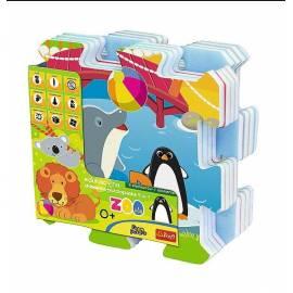 Edukacyjna Układanka-puzzlopianka 5w1 - Zoo TREFL