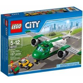Lego CITY 60101 Lotnisko - Samolot transportowy