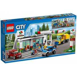 Lego CITY 60132 Miasto - Stacja paliw