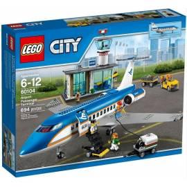 Lego CITY 60104 Lotnisko - Lotniskowy terminal