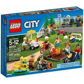 Lego CITY 60134 Miasto - Zabawa w parku