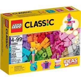 Lego CLASSIC 10694 Kreatywne budowanie w jasnych