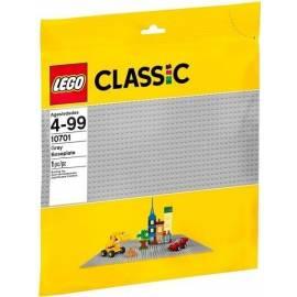 Lego CLASSIC 10701 Szara płytka konstrukcyjna