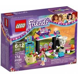 Lego FRIENDS 41127 Automaty w parku rozrywki