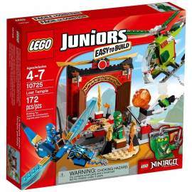 Lego JUNIORS 10725 Zaginiona światynia