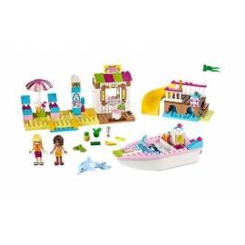 Lego JUNIORS 10747 Wakacje na plaży