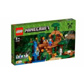Lego MINECRAFT 21125 Domek na drzewie w dżungli