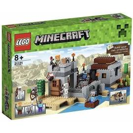 Lego MINECRAFT 21121 Pustynny posterunek
