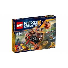 Lego NEXO KNIGHTS 70313 Lawowy rozpruwacz Moltora