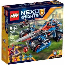 Lego NEXO KNIGHTS 70315 Pojazd Claya