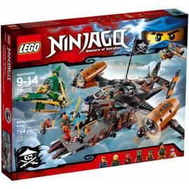 Lego NINJAGO 70605 Twierdza Nieszczęścia