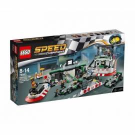 Lego SPEED CHAMPIONS 75883 Zespół Formuły 1