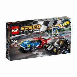 Lego SPEED CHAMPIONS 75881 Ford GT i Ford GT40