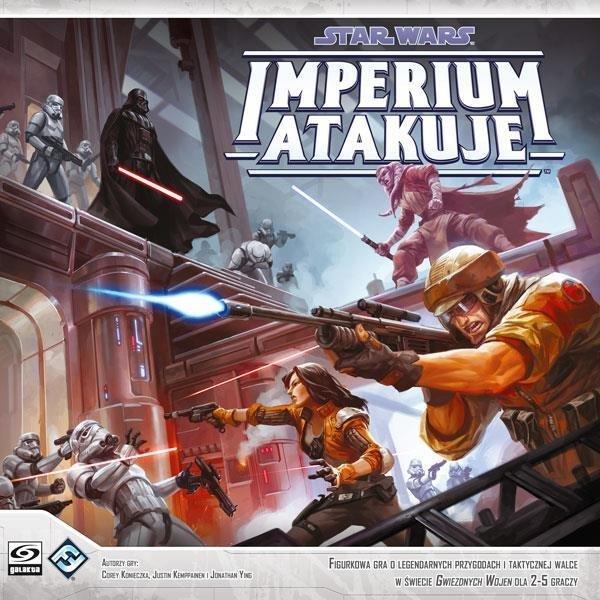Star Wars: Imperium Atakuje GALAKTA
